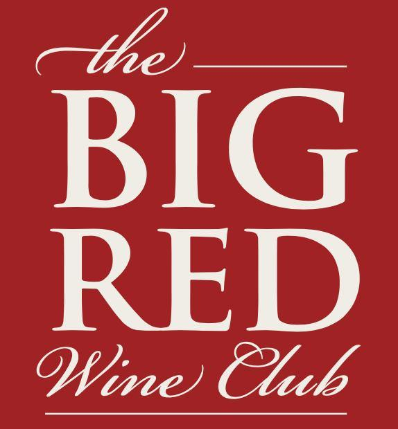 The BIG RED Wine Club - Quarterly Membership
