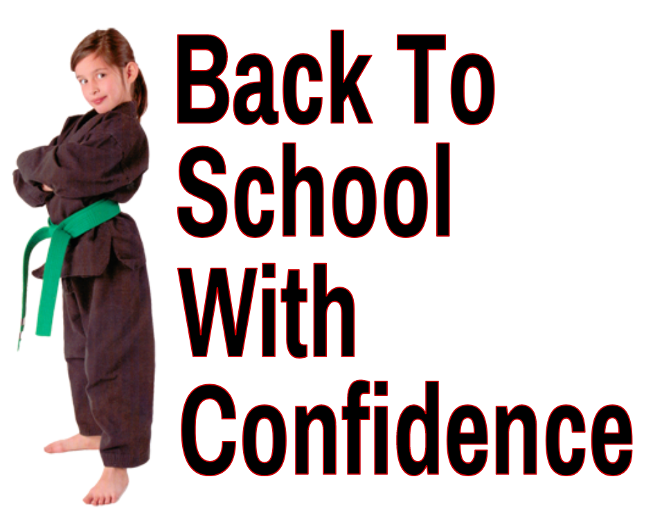 Back To School With Confidence