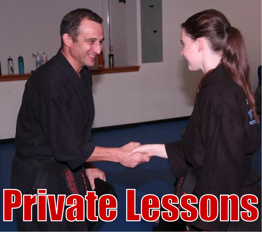 Executive Private Lessons