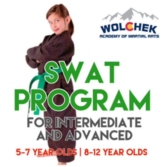 SWAT Kids Classes (tuition)