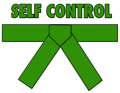 Green Belt - Self Control