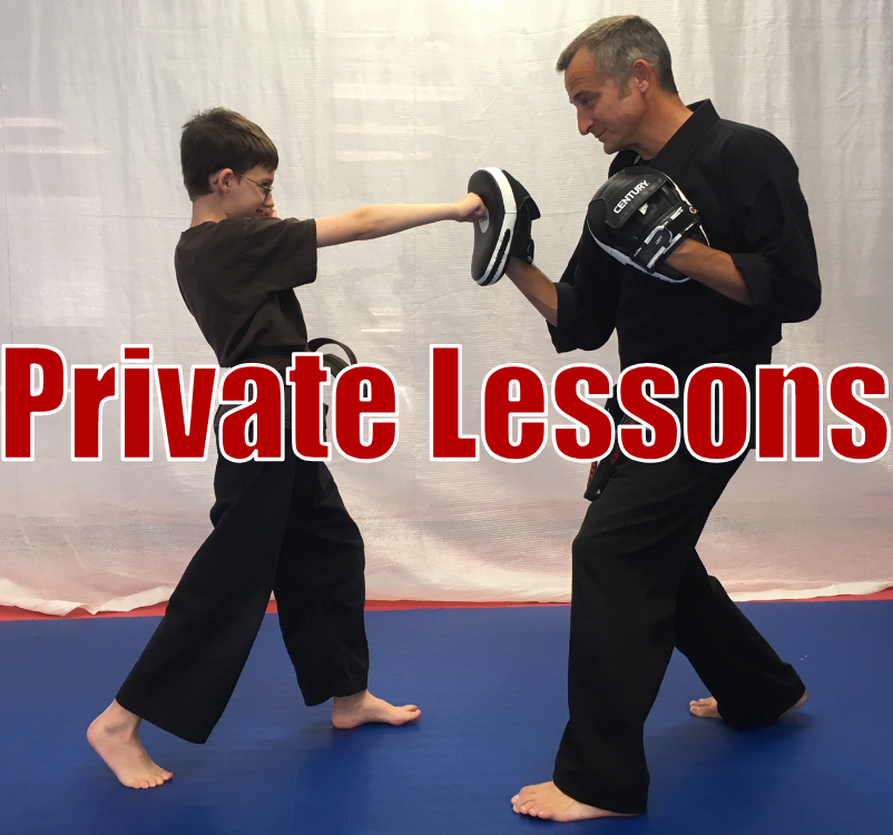 Private Karate Lessons