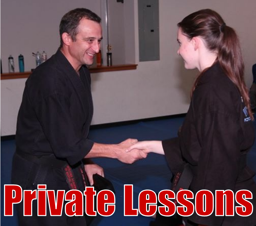 Executive Private Karate Lessons