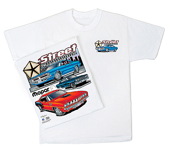 Mopar Street Warriors T-Shirt