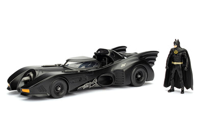 Batmobile (1989) 1:24 Diecast