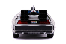 Back to the Future II DeLorean Time Machine 1:24 Diecast