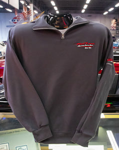 Fast Lane 1/4 Zip Pullover
