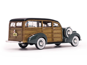 1939 Chevrolet Woody Surf Wagon 1:18 Diecast