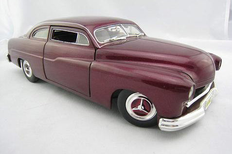 1951 Mercury Coupe American Graffiti 1:18 Diecast