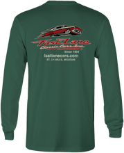 Fast Lane Vintage Long Sleeve T-Shirt