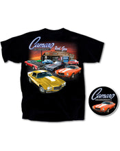2nd Gen Camaro Garage T-Shirt