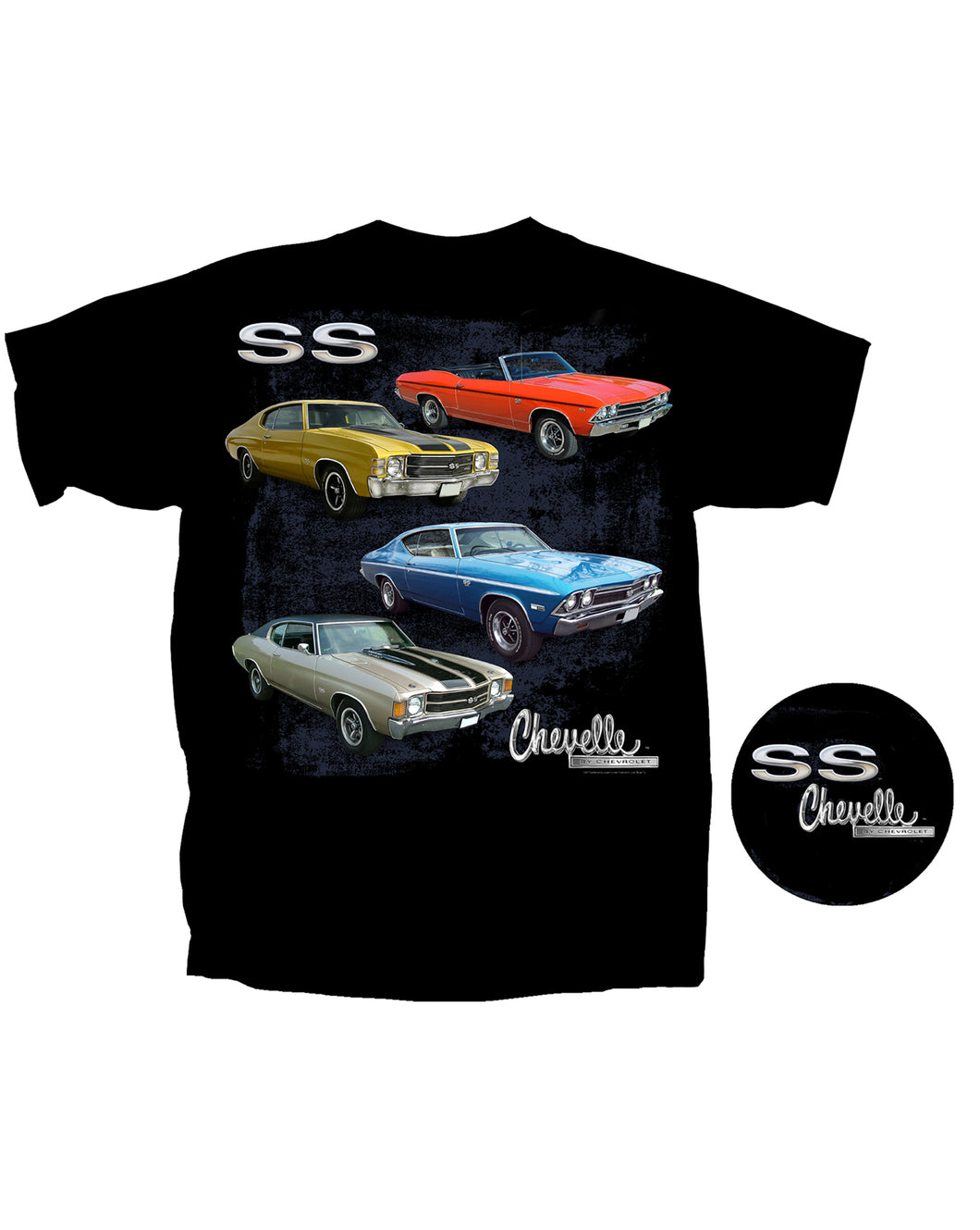 Chevy Chevelle SS Chevelle T-Shirt
