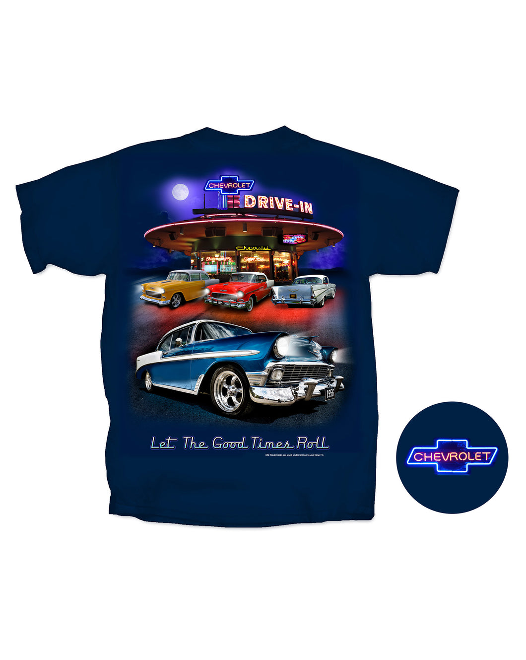 Chevrolet Drive-In T-Shirt