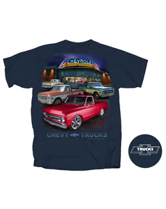 Chevy Truck Dealer T-Shirt