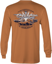 Fast Lane Dodge Muscle Long Sleeve T-Shirt