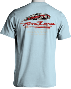 Fast Lane Vintage Short Sleeve T-Shirt