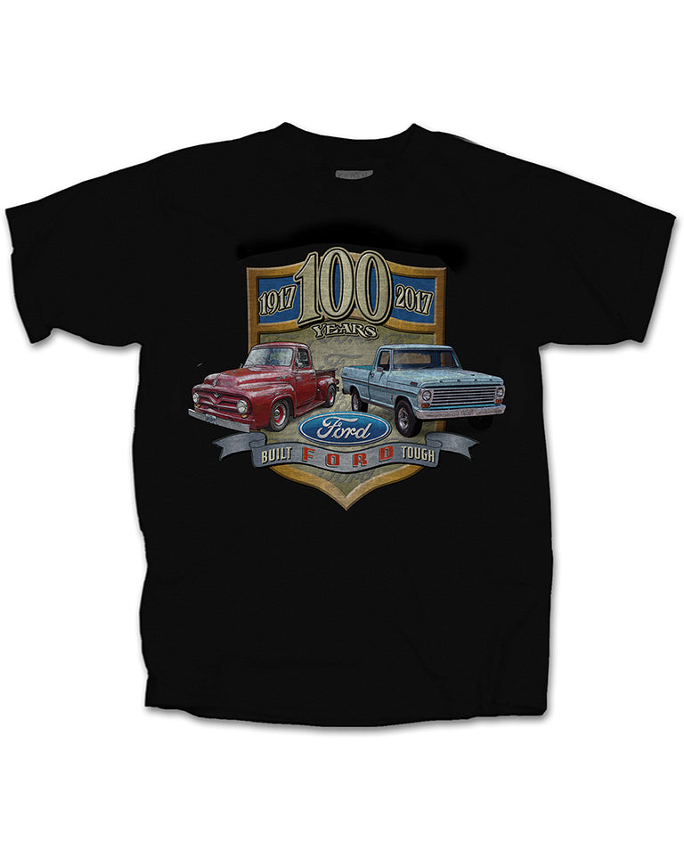 100 Years of Ford Trucks T-Shirt