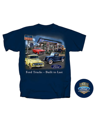 Vintage Ford Trucks T-Shirt