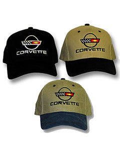 Chevy C4 Corvette Hat