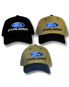 Ford Explorer Hat