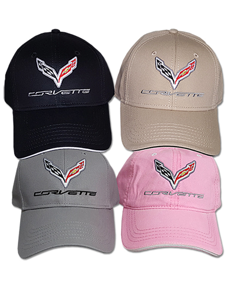 Chevy C7 Corvette Hat