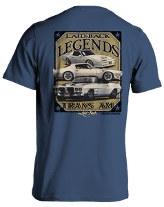 Trans Am Legend Tee by Laid Back