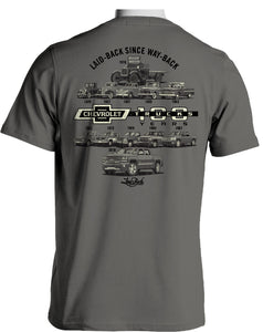 100 Years of Chevy Trucks T-Shirt