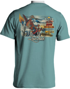 Parrot Go Cart T-Shirt