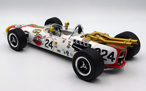 1966 Lola T90 Indy 500 Graham Hill 1:18 Diecast