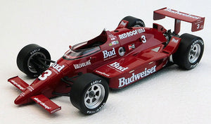 1986 March 86C Indy 500 Bobby Rahal 1:18 Diecast
