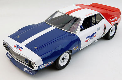 1972 AMC Javelin Trans Am #1 1:18 Diecast