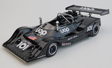 1974 Shadow DN4 Can Am Jackie Oliver 1:18 Diecast