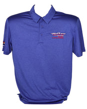 Fast Lane Short Sleeve Performance Polo