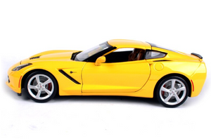 2014 Chevrolet Corvette Stingray 1:18 Diecast
