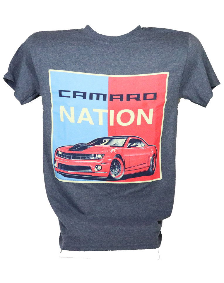 Camaro Nation T-Shirt