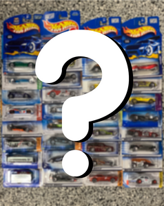 Hot Wheels Random Assortment Pack