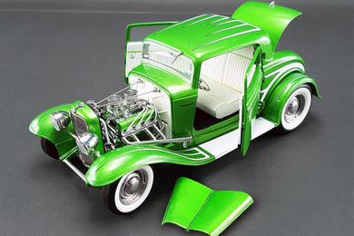 1932 Ford Three-Window Coupe 1:18 Diecast
