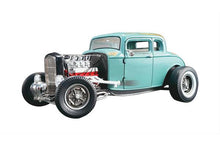 1932 Ford 5 Window Rat Rod 1:18 Diecast