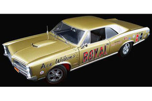 1966 Pontiac Royal GTO Tiger 1:18 Diecast