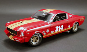 1966 Ford Mustang Shelby GT350H #314 1:18 Diecast