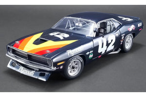 1970 AAR #42 Plymouth Trans Am Barracuda 1:18 Diecast