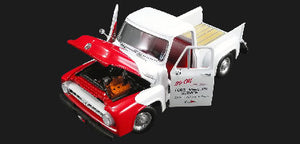 1953 Ford F100 Truck 1:18 Diecast