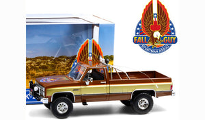 1982 GMC K-2500 from Fall Guy 1:18 Diecast