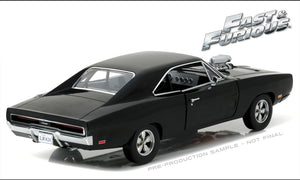 1970 Dodge Charger Fast & Furious 1:18 Diecast
