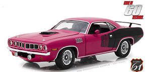 1971 Plymouth Cuda Gone in 60 Seconds 1:18 Diecast