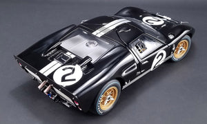 1966 Ford GT40 LeMans 24 1:12 Diecast