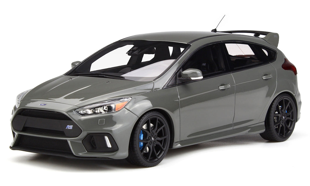 2017 Ford Focus RS 1:18 Diecast