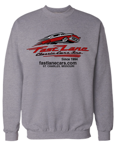 Fast Lane Long Sleeve Sweatshirt