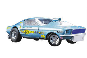 1967 Ford Mustang Malco Gasser 1:18 Diecast