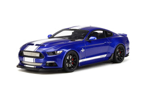 2017 Ford Mustang Shelby Super Snake 1:18 Diecast